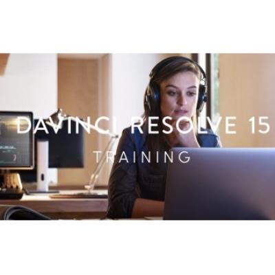DaVinci Resolve 15 日本語 ラーニング リソース