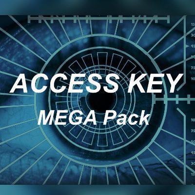 Access Key MEGA Pack