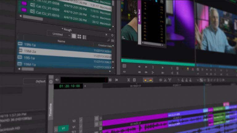 AVID MediaComposer 2019