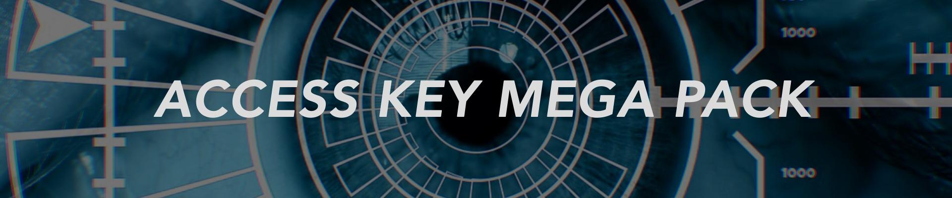 access key mega pack