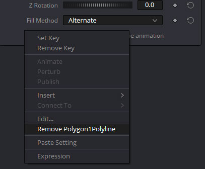 「Remove Polygon Polyline」