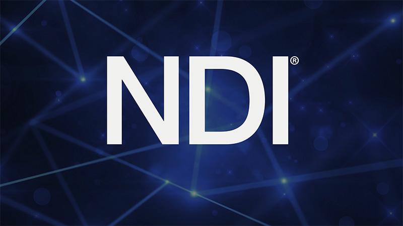 NewTek NDI ツール 3.6