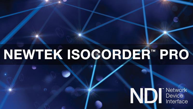IsoCorder Pro